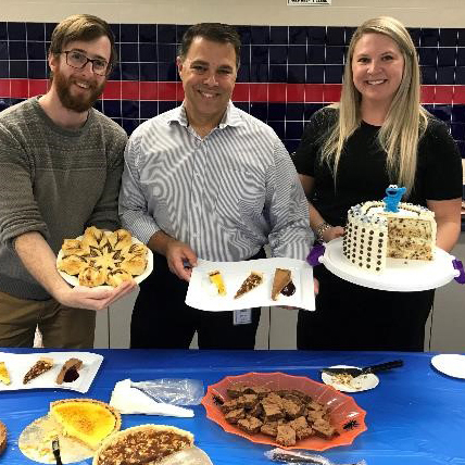 Annual Baking Contest