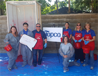 Topco Partners with Salvation Army in the Fight against Hunger
